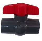 PVC Threaded Ball Valves