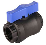 Hansen Poly Ball Valves
